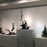 師の米寿祝  合同社中展のサムネイル