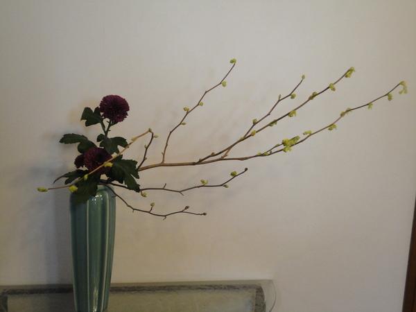 1月生け花
