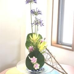 花を生ける楽しみ